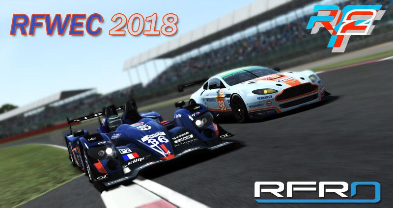 Championnat Endurancer RFR-O